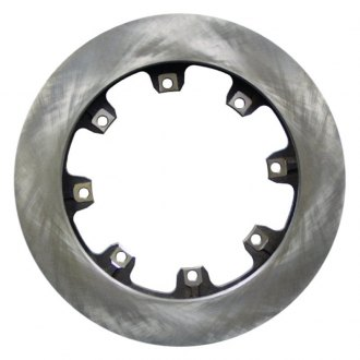 AFCO® - Cast Iron Flat Straight Brake Rotor