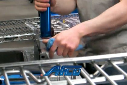 AFCO® - Screw-In Upper Ball Joint Installation Video