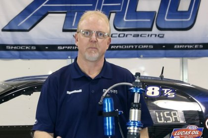 AFCO® Terminator Series Strut (Full HD)