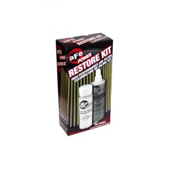 aFe® - Air Filter Restore Kit, Cleaner and Gold Aerosol Oil