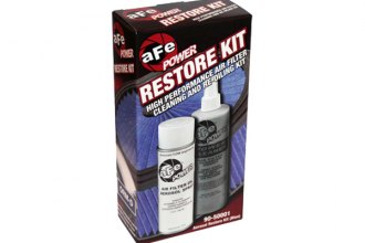 aFe® 90-50001 - Restore Kit (Cleaner and Blue Aerosol Oil)