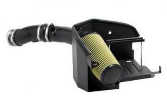 aFe® 75-11022 - Stage 2 EX Cold Air Intake System with Pro GUARD 7 Air Filter