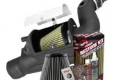 aFe® - Stage 2 Si Cold Air Intake System with Pro GUARD 7 Air Filter (Value Pack Kit)