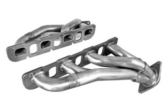 aFe® - Twisted Steel Headers without Catalytic Converters