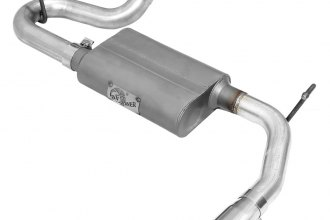 aFe® - Scorpion Aluminized Axle-Back Exhaust System