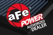 aFe Authorized Dealer