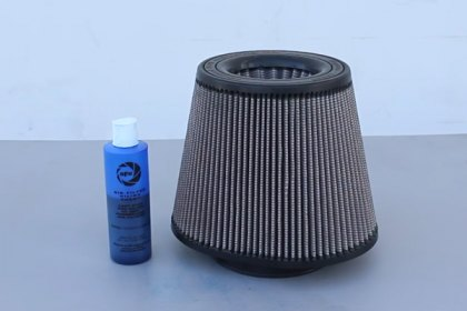 afe® Air Filter Cleaning (HD)