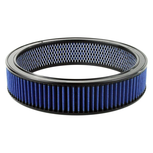 aFe® - Magnum Flow™ Pro 5R Round Blue Air Filter with Expended Metal