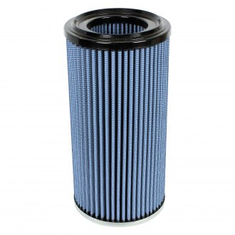 aFe® - Magnum Flow™ Pro 5R Round Straight Blue Air Filter