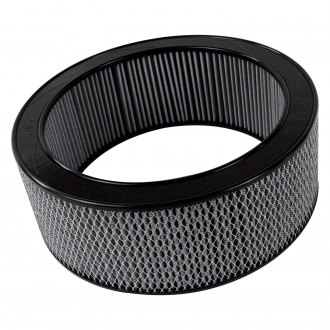 aFe® - Magnum Flow™ Racing Pro Dry S Round Gray Air Filter with Expended Metal