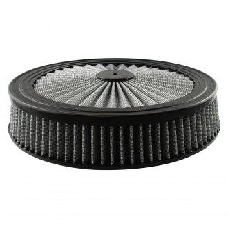 aFe® - Magnum Flow™ TOP Racer Pro Dry S Round Panel Gray Air Filter