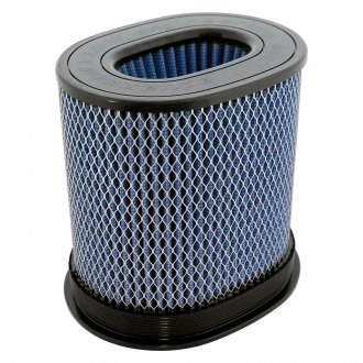 aFe® - Magnum Flow™ Pro 10R Oval Straight Blue Air Filter