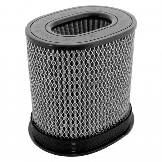 aFe® - Momentum™ HD Pro Dry S Oval Straight Gray Air Filter