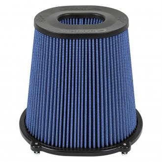 aFe® - Quantum™ Pro 5R Oval Tapered Blue Air Filter