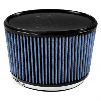 aFe® - Magnum Flow™ Pro 5R Oval Straight Blue Air Filter