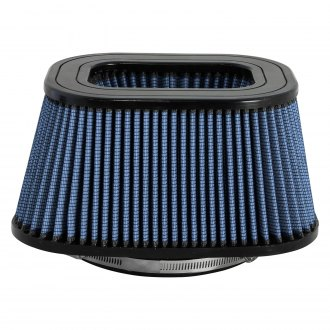 aFe® - Magnum Flow™ Pro 5R Rectangular Tapered Blue Air Filter