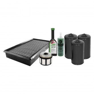 aFe® - Gray Filter Service Package