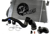 aFe® - BladeRunner Turbocharger Intercooler with Tubes and Intake Manifold