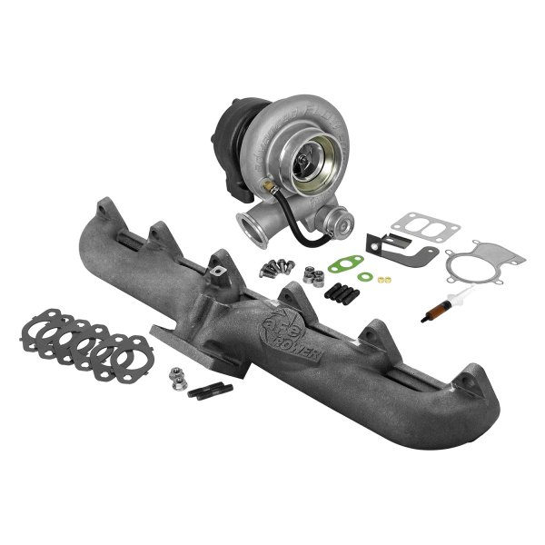 aFe® - BladeRunner Street Series Turbocharger with Exhaust Manifold