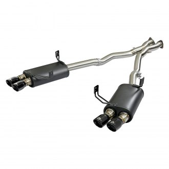 aFe® - Mach Force XP™ 304 SS Cat-Back Exhaust System with Quad Rear Exit