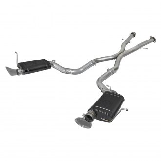 aFe® - Mach Force XP™ Cat-Back Exhaust System with Split Rear Exit