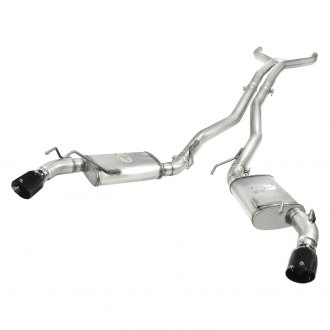 aFe® - Mach Force XP™ 409 SS Cat-Back Exhaust System with Tips