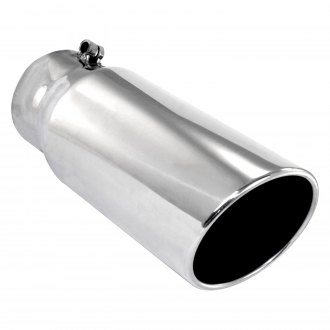 aFe® - Mach Force XP™ 304 SS Round Angle Cut Exhaust Tip