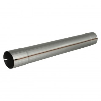 "aFe® - Mach Force XP™ 409 SS Muffler Delete Pipe (4""Inlet/Outlet, 30"" Length)"