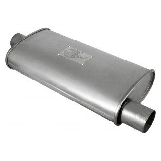 aFe® - Scorpion™ Aluminized Steel Replacement Muffler