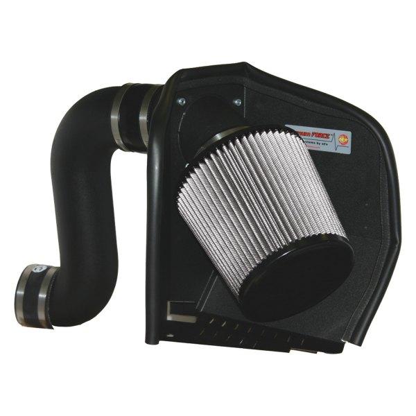 afe dodge ram 2006 magnum force stage 2 aluminum cold air intake system. Black Bedroom Furniture Sets. Home Design Ideas
