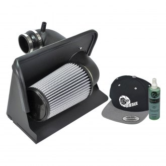aFe® - Diesel Elite Stage-2 Intake System with Pro DRY S Filter