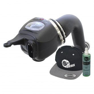 aFe® - Diesel Elite Momentum HD Intake System with Pro DRY S Filter