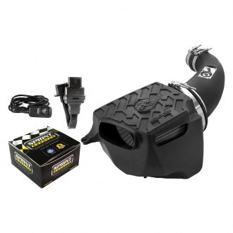 aFe® - Momentum GT Stage 2 Intake System with Sprint Booster with Pro Dry S Filter