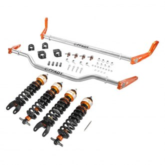 "aFe® - 0""-1.25"" x 0""-1.25"" PFADT Series Front and Rear Handling Lowering Kit Stage 2"