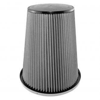 "aFe® - ProHDuty Pro Dry S Round Tapered Air Filter (7.06"" F x 13.51"" B x 8.5"" T x 15"" H)"