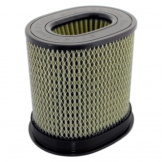 aFe® - Magnum Flow™ Pro Guard 7 Oval Straight Tan Air Filter