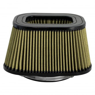 aFe® - Magnum Flow™ Pro Guard 7 Rectangular Tapered Tan Air Filter