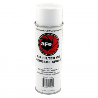 aFe® - Magnum Flow Gold Aerosol Air Filter Oil (6.5 oz)