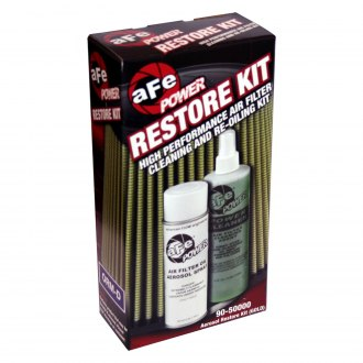 aFe® - Magnum Flow Gold Cleaner and Aerosol Oil Restore Kit