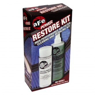 aFe® - Magnum Flow Blue Cleaner and Aerosol Oil Restore Kit