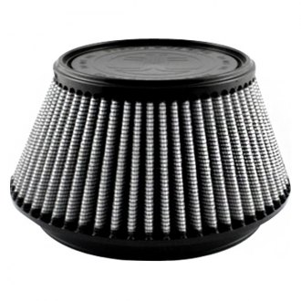 "Takeda® - Pro Dry S Oval Tapered Blue Air Filter (3.75"" F x 9"" BOL x 5.75"" BOW x 11"" TOL x 4"" TOW x 6"" H)"
