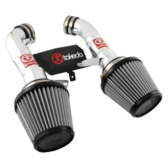 Takeda® - Retain Short Ram Stage 2 Polished Intake System with Pro Dry S Filter