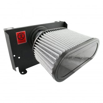 Takeda® - Retain Stage 2 Plastic Polished Short Ram Air Intake System with Pro Dry S Filter