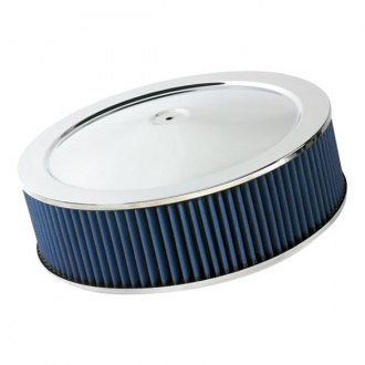 "aFe® - Magnum Flow Racing Pro 5R Round Air Filter Chrome Assembly (14"" OD x 12"" ID)"