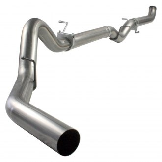 aFe® - Large Bore HD™ 409 SS Downpipe-Back Exhaust System