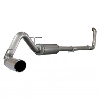 "aFe® - MACH Force XP 409 SS Turbo-Back Exhaust System (4"")"