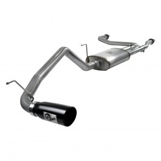 aFe® - Mach Force XP™ 409 SS Cat-Back Exhaust System with Tip