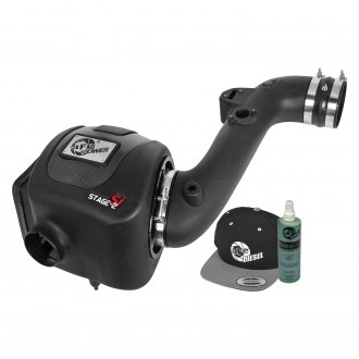 aFe® - Diesel Elite Stage-2 Si Intake System with Pro DRY S Filter