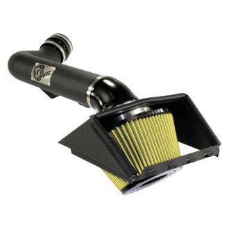 aFe® - Momentum HD Stage 2 Black Intake System with Pro Guard 7 Filter
