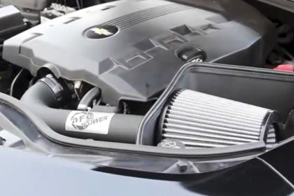 54-12022 - aFe® Magnum Force™ Air Intake System Video (HD)